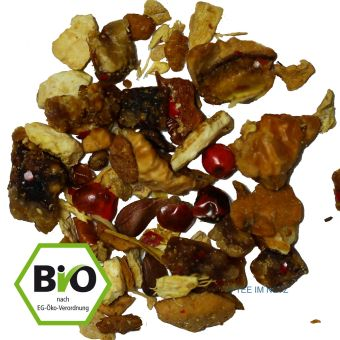 Früchtetee Feige- Pfirsich / BIO 100 Gramm
