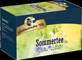 Goldmännchen-Tee Sommertee Zitrone-Limette 20 x 1.6 g