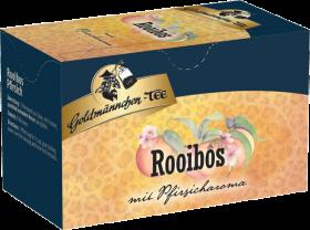 Goldmännchen-Tee Rooibos Pfirsich 20 x 2.0 g