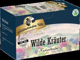 Goldmännchen-Tee Wilde Kräuter 20 x 1.5 g