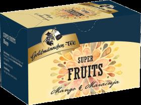 Goldmännchen-Tee Super Fruits / Gelbe Früchte 20 x 2.25 g