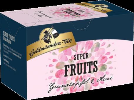 Goldmännchen-Tee Super Fruits / Rote Früchte 20 x 2.25 g