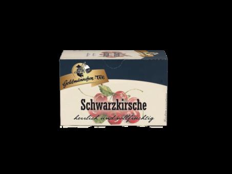 Goldmännchen-Tee Schwarzkirsche 20 x 2.4 g