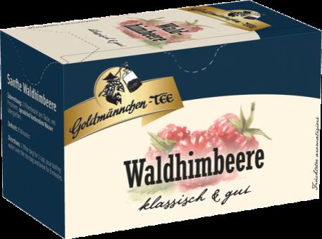 Goldmännchen-Tee Waldhimbeere 20 x 2.25 g