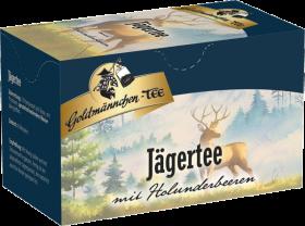 Goldmännchen-Tee Jägertee mit Holunderbeeren 20 x 2.5 g