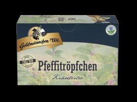 Goldmännchen-Tee Pfeffitröpfchen 20 x 2.0 g
