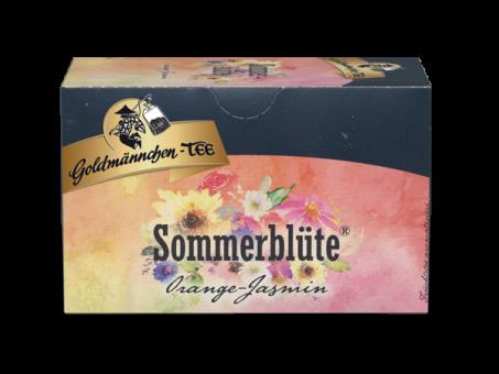 Goldmännchen-Tee Früchtetee Sommerblüte / Orange-Jasmin 20 x 2.0 g