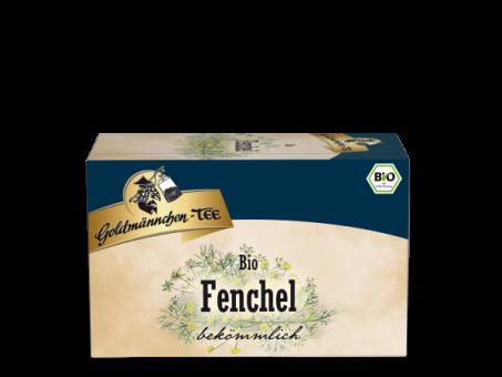 Goldmännchen-Tee Fenchel / BIO 20 x 1.5 g