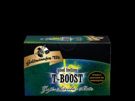 Goldmännchen-Tee T-Boost Früchtetee mit Vitamin C 20 x 1.5 g