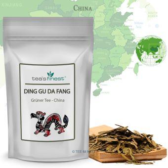 Grüner Tee Ding Gu Da Fang 250 Gramm