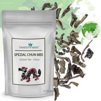 Grüner Tee Spezial Chun Mee
