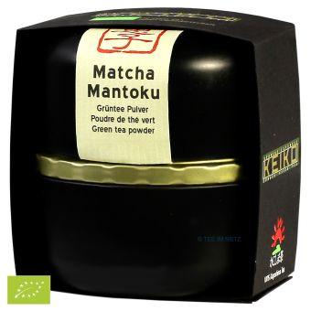 KEIKO Japan Matcha Mantoku / BIO 30 Gramm