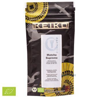 KEIKO Japan Matcha Supreme Nachfüllbeutel / BIO 50 Gramm