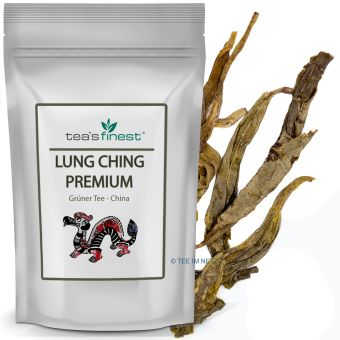 Grüner Tee Lung Ching Premium