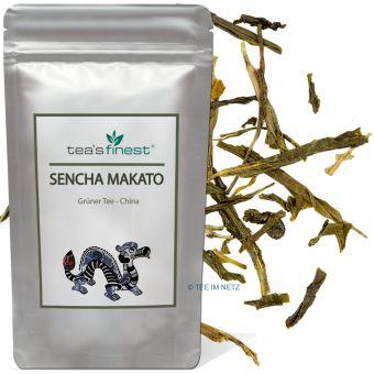 Grüner Tee Sencha Makato 250 Gramm