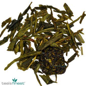 Grüner Tee Japan Kirsch ca. 4 Gramm