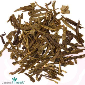 Grüner Tee Vanille 100 Gramm