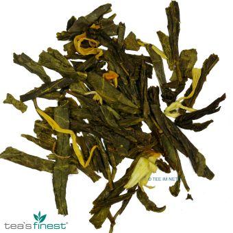 Grüner Tee Mango 100 Gramm