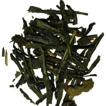 Grüner Tee Ingwer 100 Gramm