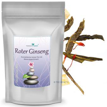 Grüner Wellness-Tee Sencha Roter Ginseng 250 Gramm
