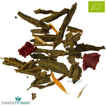Grüner Tee Passion Fruit / BIO ca. 4 Gramm
