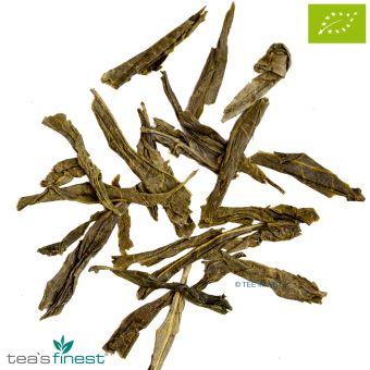 Grüner Tee Sencha / BIO ca. 4 Gramm