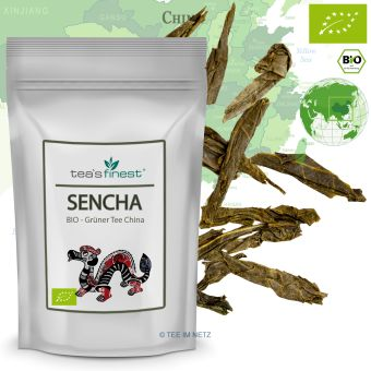 Grüner Tee Sencha / BIO
