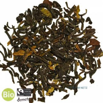 Organic Fairtrade English Breakfast Tea / Hampstead - BIO 100 Gramm