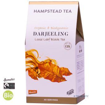 Darjeeling Makaibari/ Hampstead Tea - BIO 100 Gramm