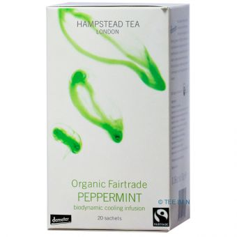 Hampstead Tea Peppermint & Spearmint - BIO 20 x 1.5 g