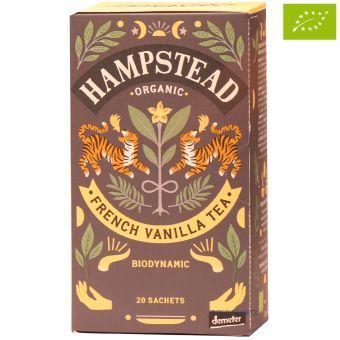 Hampstead Organic French Vanilla  im Teebeutel /  BIO 20 x 2.0g