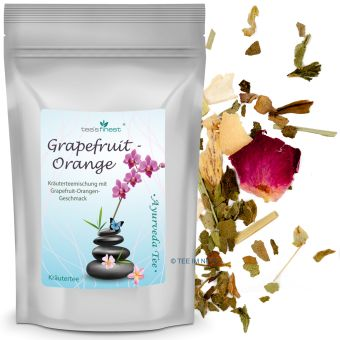 Ayurvedischer Kräutertee Grapefruit-Orange