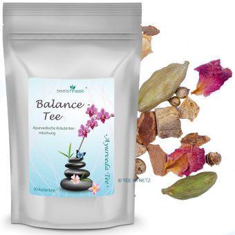 Ayurvedischer Kräutertee Balance Tee 250 Gramm