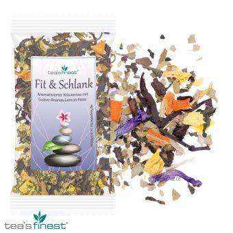 Wellness Tee Fit & Schlank (Guave-Ananas-Lemon) 4 Gramm