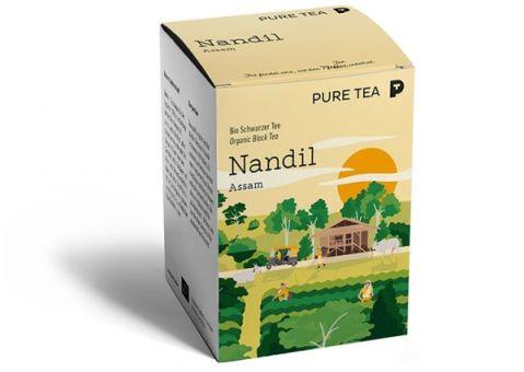 PURE TEA Assam Nandil / BIO 15 x 3.0 g