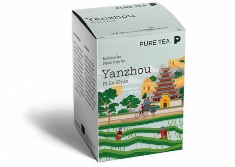 PURE TEA Yanzhou Pi Lo Chun / BIO 15 x 3.0 g