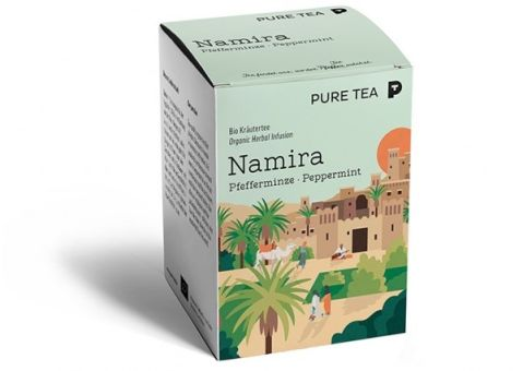 PURE TEA Namira Pfefferminze / BIO 15 x 1.5 g