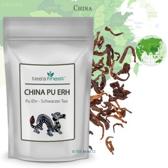 China Pu Erh 250 Gramm
