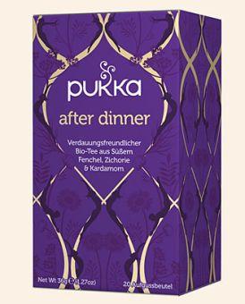 pukka after dinner - BIO 20 x 1.8 g