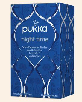 pukka night time - BIO 20 x 1 g