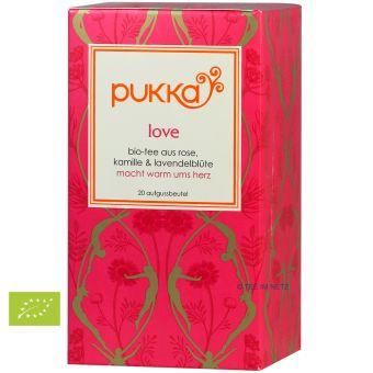 pukka love - BIO 20 x 1.2 g