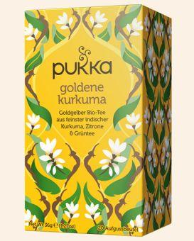 pukka goldene kurkuma - BIO 20 x 1.8 g