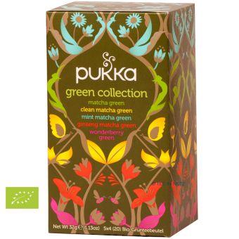 pukka green collection - BIO 20 x 1.6 g