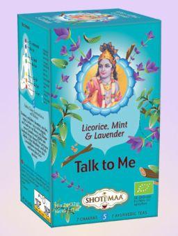 Shoti Maa Tea Einklang / Minze  Lavendel Süßholz - BIO 16 x 2.0 g
