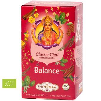 Shoti Maa Tea Balance / Chai Classic - BIO 16 x 2.4 g