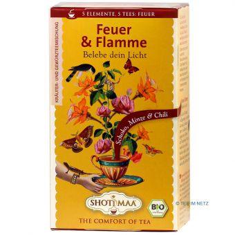 Shoti Maa Tea Feuer & Flamme - BIO 16 x 2.0 g