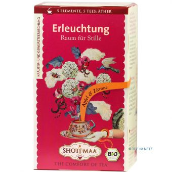 Shoti Maa Tea Erleuchtung - BIO 16 x 2.0 g