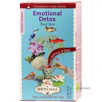 Shoti Maa Tea Emotional Detox - BIO 16 x 2.0 g