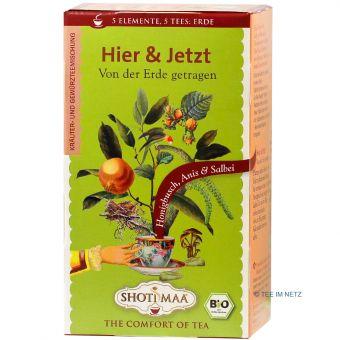 Shoti Maa Tea Hier & Jetzt - BIO 16 x 2.0 g