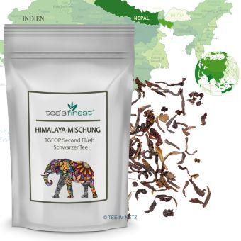 Schwarzer Tee Himalaya-Mischung SF TGFOP 500 Gramm